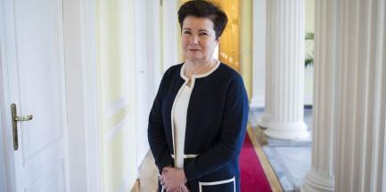 """Hanna Gronkiewicz-Waltz znów wystartuje w wyborach? """"Machlojki PiS mogą ją do tego zmusić"""""""