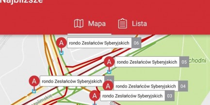 Aplikacja TramBus. Sprawdź, czy Twój autobus lub tramwaj już odjechał