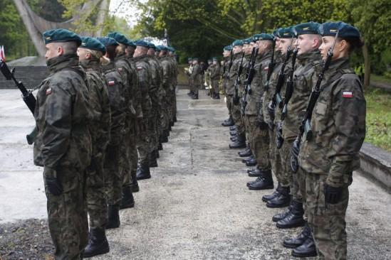 W tym roku na Pradze-Południe zabraknie asysty wojskowej Fot. Jakub Zukowski / Agencja Gazeta
