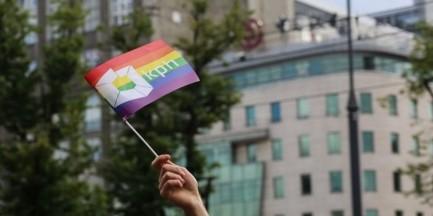 Warszawa solidarna z Orlando