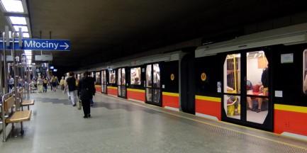 Zasięg w całym metrze w I połowie 2015 r.