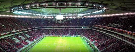 Stadion Narodowy w Warszawie (Facebook)
