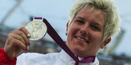 Anita Włodarczyk najlepszym warszawskim sportowcem 2013!