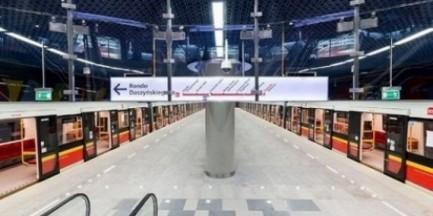 Metro na Bemowie coraz bliżej. 5 firm chce zaprojektować stacje