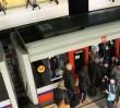 Piorun uderzył w budynek metra