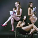 Fot. facebook/Naked Girls Reading