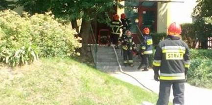 Pożar w mieszkaniu na Ursynowie. Przez... przypalone kotlety