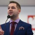 Patryk Jaki. Fot. PAP/Bartłomiej Zborowski
