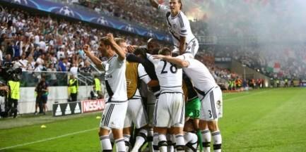 Liga Mistrzów: Legia w jednej grupie z Realem Madryt!
