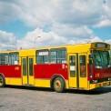 Wiatraczna, 1995 r. - Ciekawy expres kursował na trasie Wiatraczna-Rembertów.