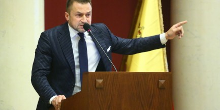 Piotr Guział chce kolejnego referendum. Wniosek już pod koniec września?