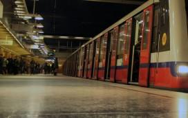 Kobieta wpadła pod metro!