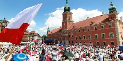 """""""Odpi...lcie się od Warszawy, barany!"""""""