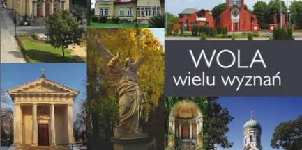 """""""Wola wielu wyznań"""" (spacer)"""