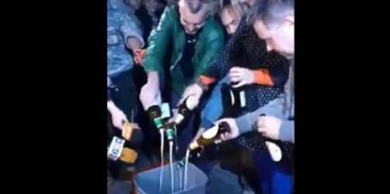 """Właściciel """"Ciechana"""" chce od """"Wrzenia Świata"""" 100 tys. zł. Za wylanie piwa"""