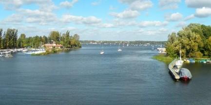 Jezioro Zegrzyńskie - wycieczka piesza