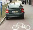 """""""Dlaczego jeżdzę po jezdni, a nie po ścieżkach rowerowych"""""""