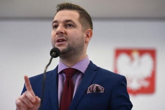 Patryk Jaki prezydentem stolicy? Fot. Bartłomiej Zborowski/PAP