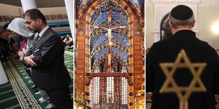"""Warszawa wielu religii. """"To miasto wielokulturowe, różnorodne i otwarte"""" [GALERIA]"""
