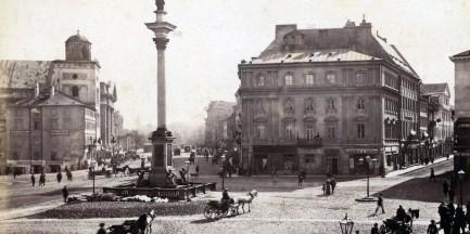 """Paweł Rzewuski: """"Kiedy mój pradziad przybył do Warszawy, był takim samym słoikiem, jak dzisiejszy"""""""