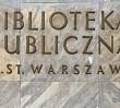 Przebudowa biblioteki na Koszykowej
