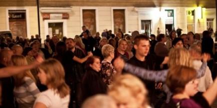 Potańcówki na Woli