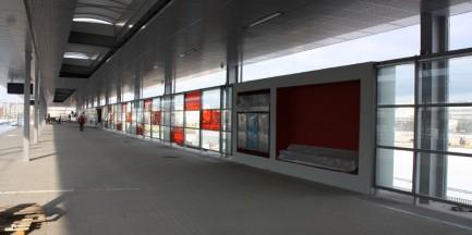Dworzec Warszawa Stadion gotowy na Euro2012 (WIDEO)