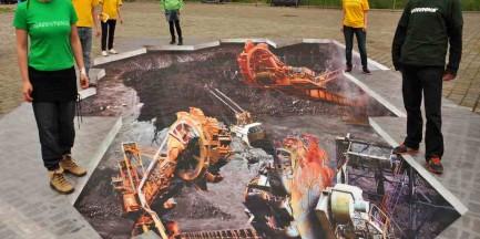 Wielka dziura na Polu Mokotowskim
