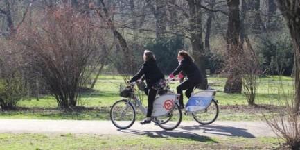 Ostatnie dni z Veturilo. Rowery miejskie z nowym rekordem