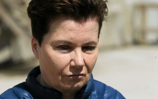 Hanna Gronkiewicz-Waltz. Fot. Kuba Atys/Agencja Gazeta