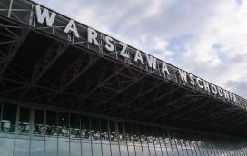 Szyld Warszawy Wschodniej wrócił na swoje miejsce