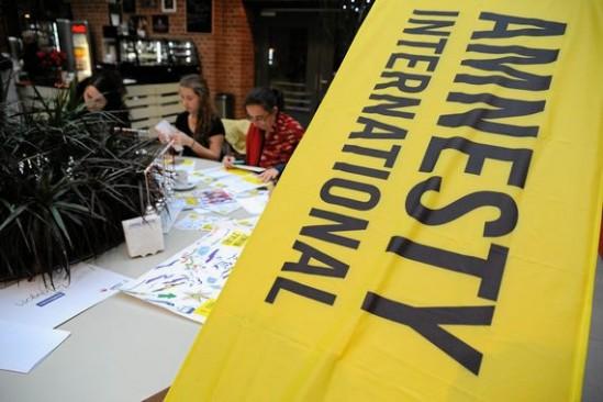 Fot. Tomasz Pietrzyk/Amnesty International