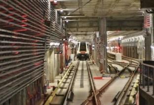 Wypadek na stacji metra Dworzec Wileński. Stacja wyłączona z ruchu