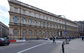 Ekipa remontowa znalazła niewybuch w budynku Muzeum Etnograficznego!
