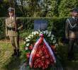 Park Skaryszewski. Premier Szydło oddała hołd polskim ofiarom ataku na WTC