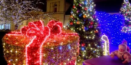 Iluminacje świąteczne tylko do 2 lutego