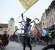 Zaskakujące wyniki badań. Ruch rowerowy w Warszawie wzrósł o 13%