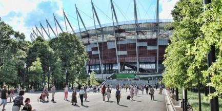 Firma, która postawiła Stadion Narodowy, nie zapłaciła pracownikom