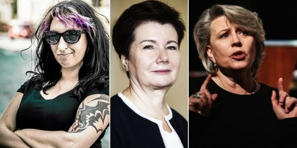 Janda, Chutnik, Gronkiewicz-Waltz i inne. Znane warszawianki o poniedziałkowym strajku kobiet