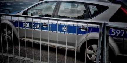 Piraci drogowi na dyplomatycznych tablicach