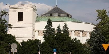 Przy Wiejskiej stanie nowy budynek Sejmu