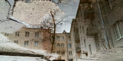 Warszawa odwrócona [NIESAMOWITE ZDJĘCIA]