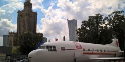 Samolot w centrum Warszawy. Zapadła przełomowa decyzja