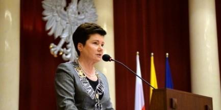 Gronkiewicz-Waltz zarobi ponad 12 tysięcy zł miesięcznie