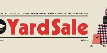 Targi modowe Mustache Warsaw - Yard Sale vol.11