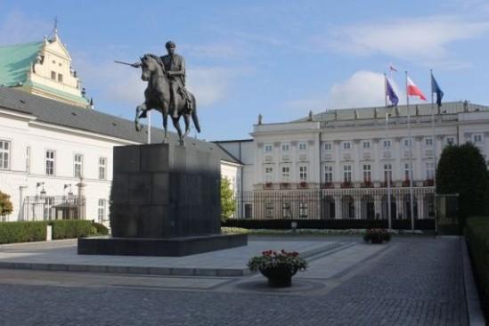 Pałac Prezydencki Fot. wawalove.pl
