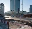 Budują naziemne przejścia przy Centralnym. Ruszyły prace