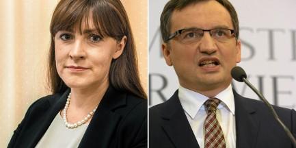 """Sędzia z Warszawy pozwała Zbigniewa Ziobrę. """"Musi wykazać, że jego twierdzenia były prawdziwe"""""""