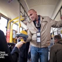 Przemek Saleta kontrolerem w komunikacji miejskiej!