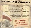 Powstanie Warszawskie - diorama interaktywna na Żoliborzu